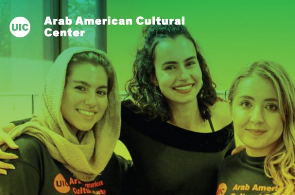 Staff at the Arab American Cultural Center