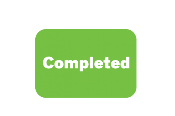 Completed