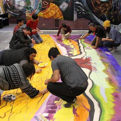 Latino Cultural Center Community Collaboration
