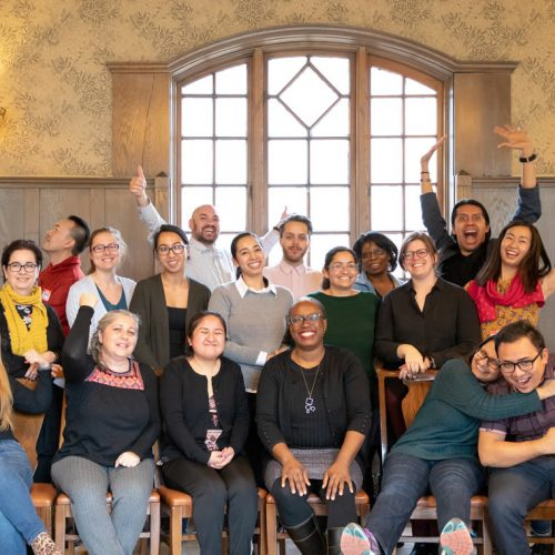 Staff of the Centers for Cultural Understanding and Social Change