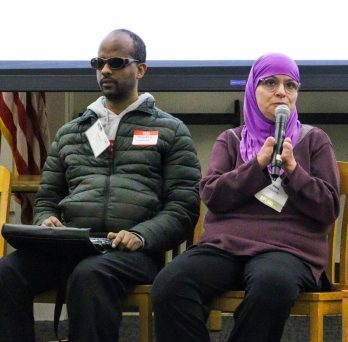Panel of Individuals presenting